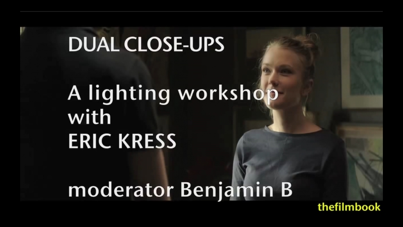 Lighting Workshop with Eric Kress Part 1