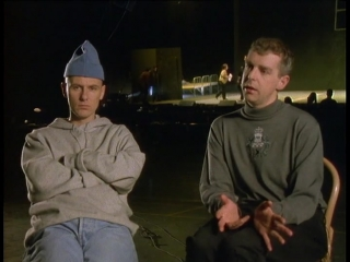 Rehearsal (interview) PetShopBoys - Performance
