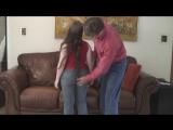 SP - Brittney Audition,Папочка отшлепал дочку,Порка в джинсах,Фетиш,Большая жопка,Малышка