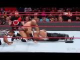 WWE QTVWWE RAW 23.01.2017Cesaro Vs Luke GallowsСезаро против Люк ГаллоусFull Matchvk.comwwe_restling_qtv