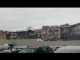 Снос главного корпуса кондитерской фабрики им. Крупской, Санкт-Петербург