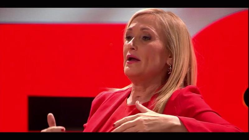 Mónica Cruz- 'Con la mentalidad que tengo, mi hija no me va a decir que quiere s