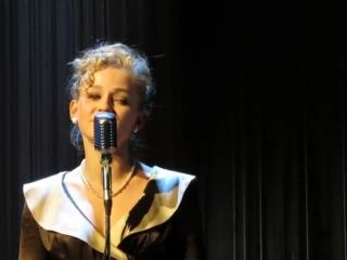 Песня Гелены (Юлии Пересильд) из спектакля
