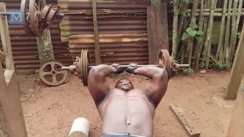Эти парни тренируются без протеина...Stop protein