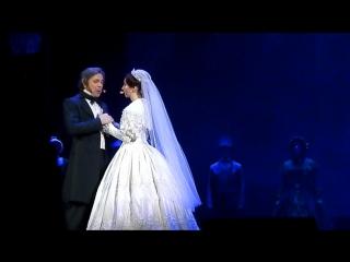 Театр Московская Оперетта в Таллинне 19.01.17. Джейн Эйр, финальная песня.