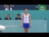 Maksym Ivanov (UKR) VT2 EF @ Baku 2017