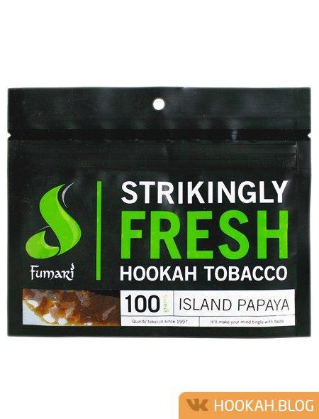 Fumari - американский табак для кальяна с широкой палитрой вкусов, быс