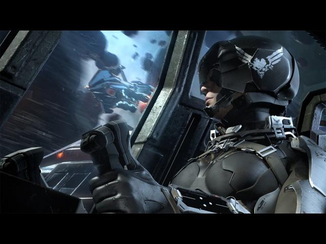EVE: Valkyrie - PlayStation VR Launch Trailer (PSVR)
