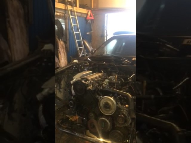 Ауди а6 2.5 ael tdi двигатель