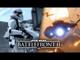 Star Wars Battlefront 2 FULL Trailer - Single Player Campaign, Multiplayer, Clone Wars and More!
