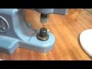 Пресс ТЕР 1 установка кнопок альфа