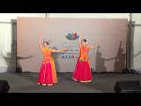 Kathak dance performance