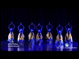 Sridevi Nrithyalaya - Bharatanatyam Dance - Leela Taranga Margam - thillana