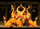 Sridevi Nrithyalaya Bharatanatyam Dance SIVAMAYAM in Chidambaram Natyanjali clip 1