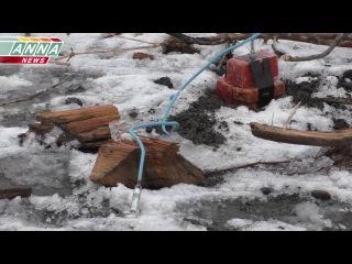 Подразделения НМ ЛНР провели разминирование участков у линии соприкосновения
