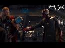Рождение Вижена. Мстители: Эра Альтрона. 2015.