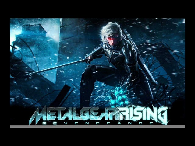 Metal Gear Rising: Revengeance OST - I'm My Own Master Now Extended