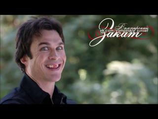 Блуперы 7 сезон Дневники Вампира РУС СУБ The Vampire Diaries season 7 bloopers| gag reel RUS SUB