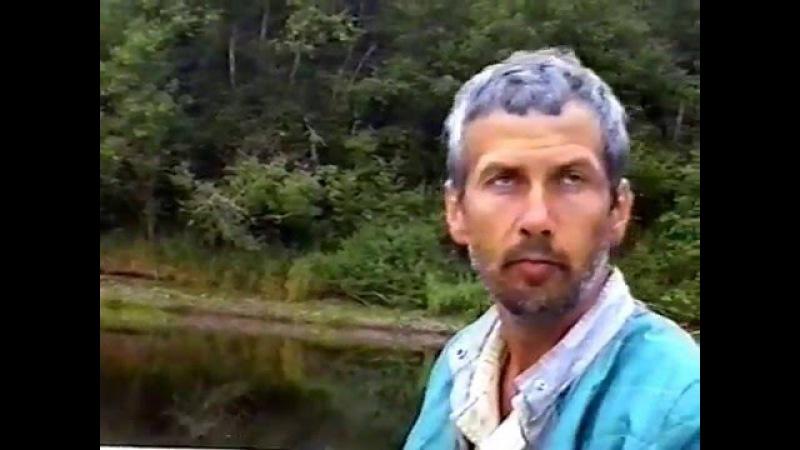Поход по Верхней Волге 2002- 3 серия