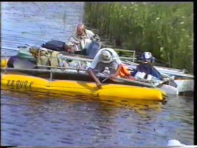 Поход по Верхней Волге 2002- 1 серия