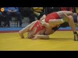 Ringen DM 2016 Junioren (Gr./Rö.) - 66kg 1/2 Finale