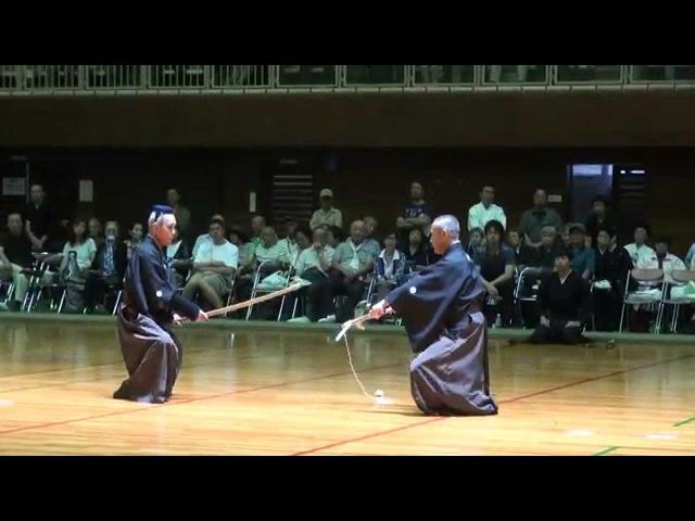 二刀神影流鎖鎌術 - Nitō Shinkage ryū kusarigama jutsu