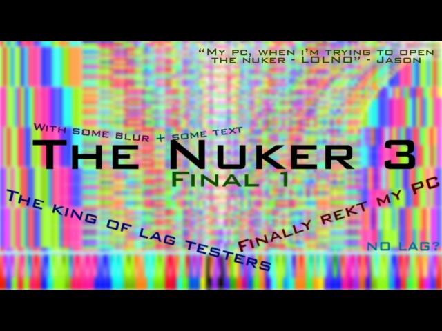 [Black MIDI] The Nuker 3 - Final 1 ||| 197.59 Million Notes (Total No Lag)
