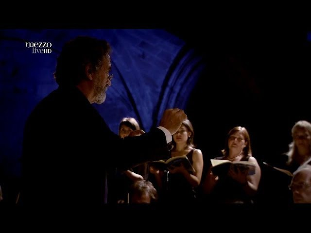 Johann Sebastian Bach Mass in B minor, BWV 232 - Jordi Savall (HD 1080p)