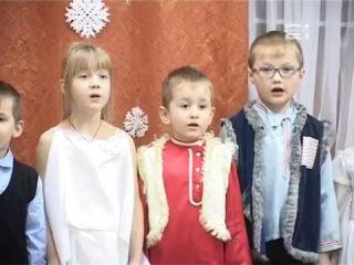"""Рождественский утренник в д/с № 2 """"Ивушка"""""""