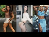 A compilation of beautiful female athletes! Sexy Female Bodybuilding Fitness! Fitness motivation 201