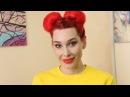 «Те самые ушки» — делаем прическу с Марией Вискуновой