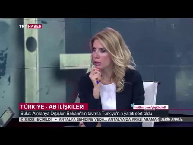 Derin Analiz Yiğit Bulut ABnin Eski Türkiye Özlemi | 15 Kasım 2016