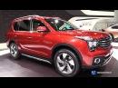 2018 GAC GS7 Trumpchi - Exterior and Interior Walkaround - Debut at 2017 Detroit Auto Show