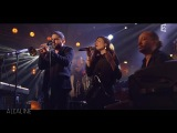 Alcaline, le Concert  Ibrahim Maalouf ft. Yael Naim - Anywhere on this road