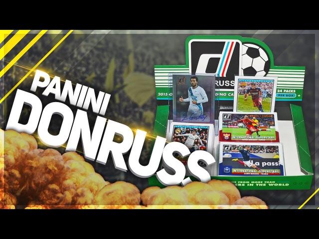 PANINI Donruss Soccer 2015 ✪ Итоги бокса и крупное письмо!