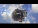 Видео 360 взлёт истребителя с палубы авианосца Адмирал Кузнецов