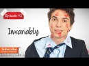 Daily video Vocabulary Episode 42 Invariably Free English Video Lesson