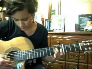 "Como Tocar ""Gracias a la vida"" Violeta Parra"
