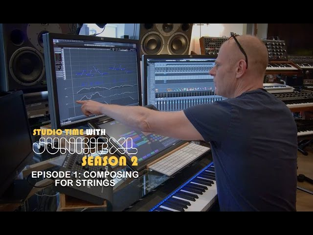Composing for Strings (Part 1) - Studio Time S2E1