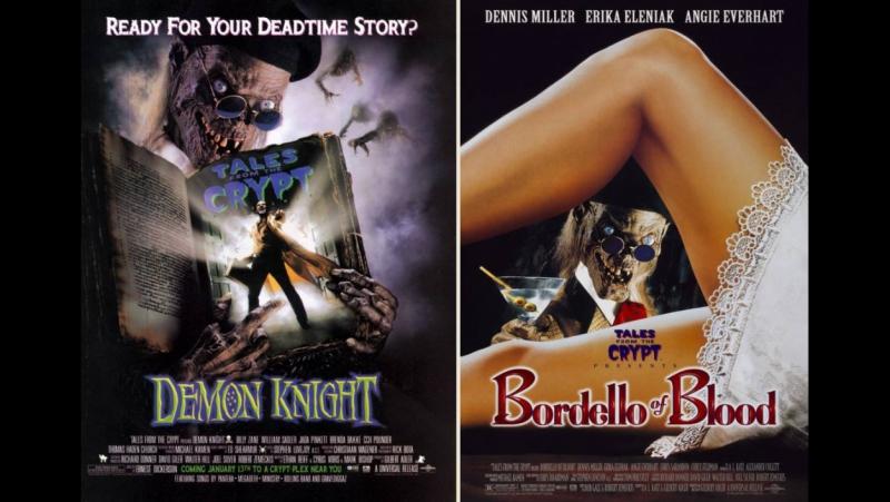 Байки из склепа: Демон ночи (1995) Tales from the Crypt: Demon Knight