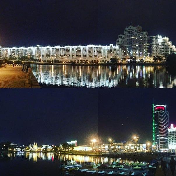 Удивительно красивый Минск