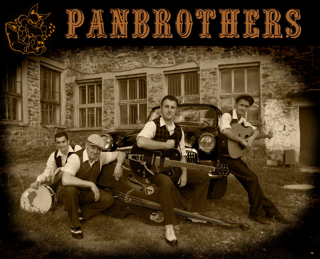17.09 PanBrothers на дне города Краснодон!!!