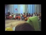 Новогодняя ёлка в 3 классе. 1998 год.