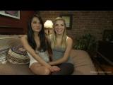 Lia Lor and Jessica Fox