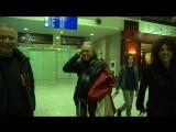 Riccardo Fogli, Maurizio Fabrizio, Fabio Pirola аэропорт Пулково 23 марта 2017