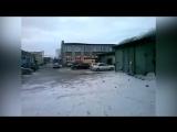 Обычный день в Новосибирске