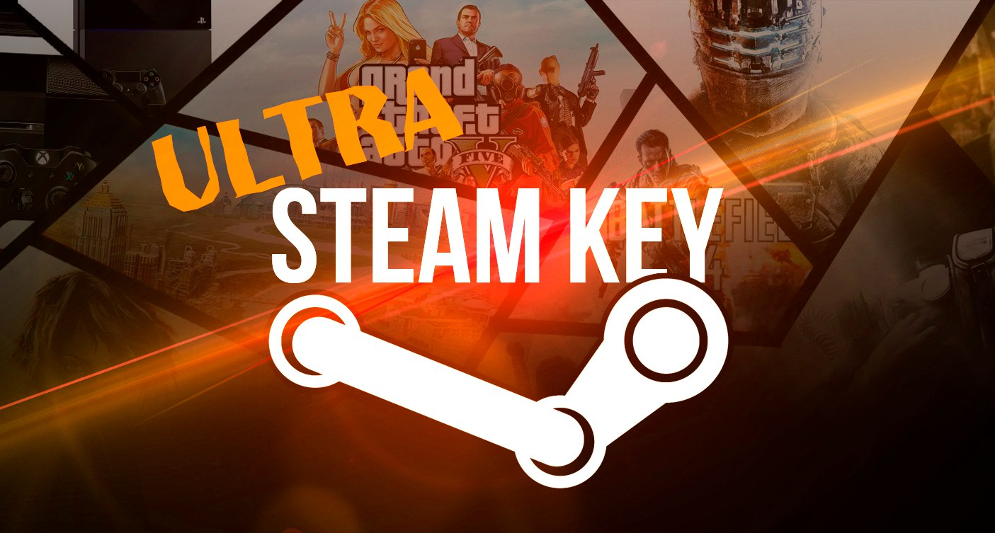 ULTRA STEAM KEY