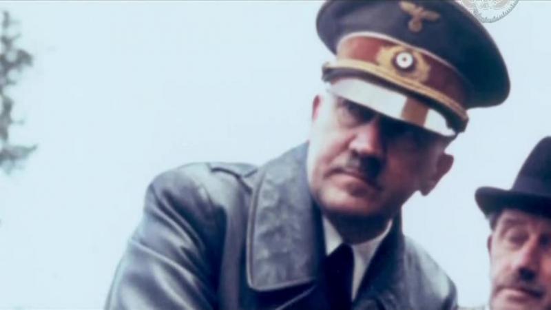 Мрачное обаяние Адольфа Гитлера 3 серия смотреть онлайн без регистрации