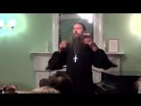 Беседа о церковнославянском и русском языках на примере Акафиста Пресвятой Богородице.