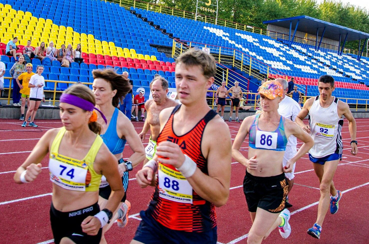 Мемориал памяти легкоатлетов Вологодской области